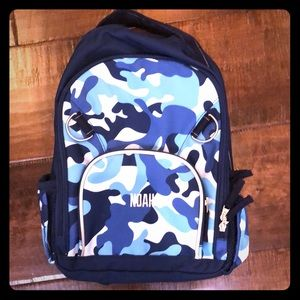 Mark and Graham Boy's Backpack